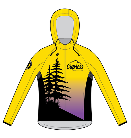 Cypress Challenge Windbreaker Jacket