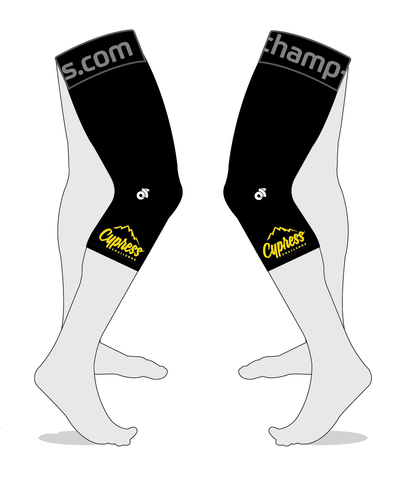 Cypress Challenge Knee Warmers