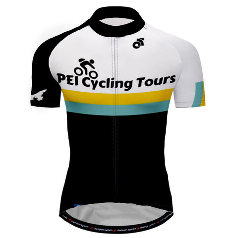 PEI Cycling Short Sleeve Jersey