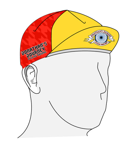 Jonathan's Journey Cycling Cap