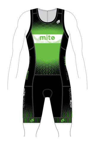 MitoCanada Performance Tri Suit 2019