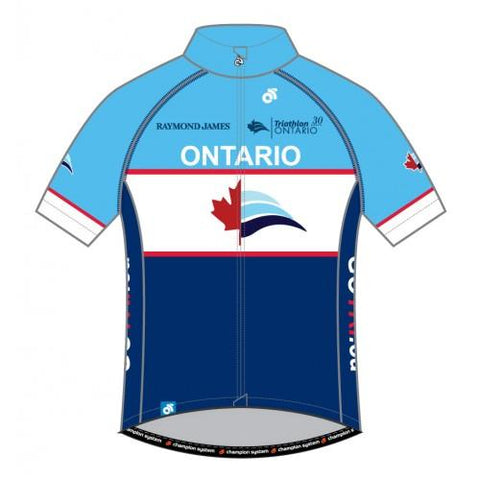 Triathlon Ontario Tech Pro Jersey 30 years