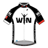 Win Cycling Centre Tech Lite Cycling Jersey White