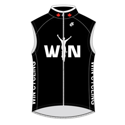 Win Cycling Centre Tech Wind Vest