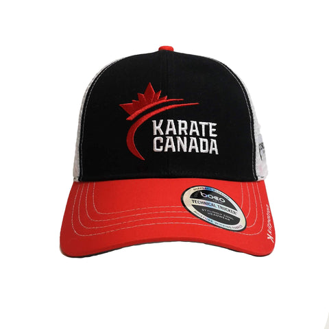Karate Canada Trucker Cap - Summit Purchase Only