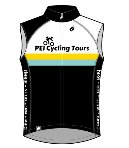PEI Cycling Sleeveless Jersey
