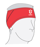 Snowshoe Canada Fleece Headband