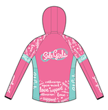 Sole Girls Windbreaker Casual Jacket