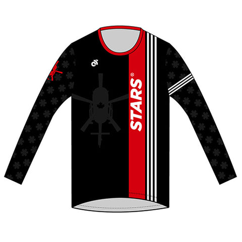 Stars Long Sleeve Training Top