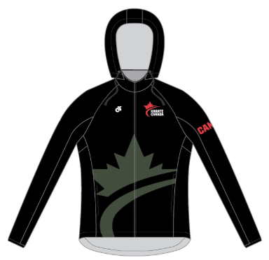 Karate Canada Supporter Jacket / Veste