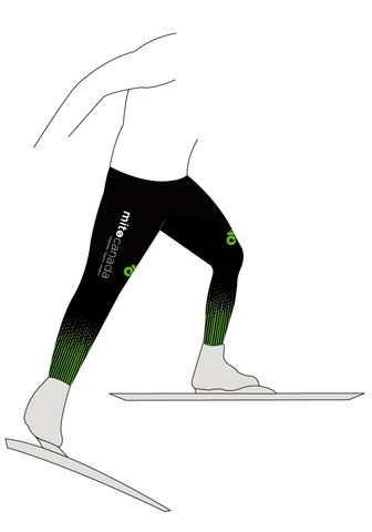 MitoCanada Nordic Tech Fleece Tights