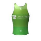 Canuck Place Run Singlet
