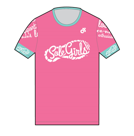 Sole Girls Tech Tee