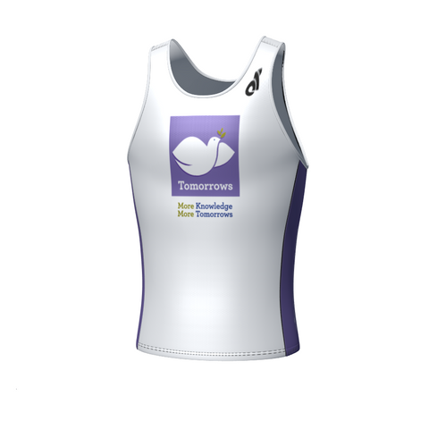 Tomorrow's Run Singlet