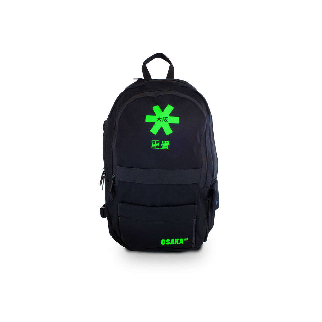 SportsLife Backpack - Black Canvas