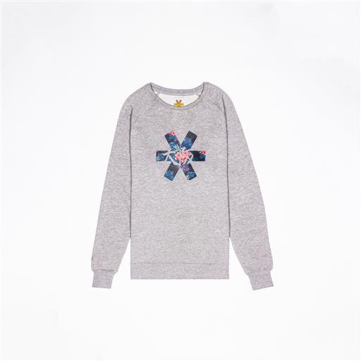 Flowers Sweater - Black