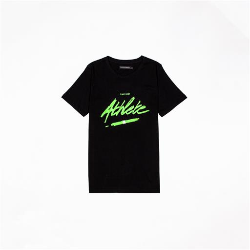 Athlete Tee - Black