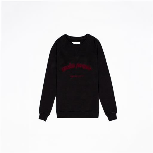 Osaka People Sweater - Black