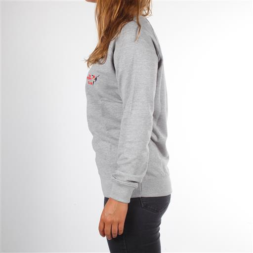Preppy Sweater - Grey