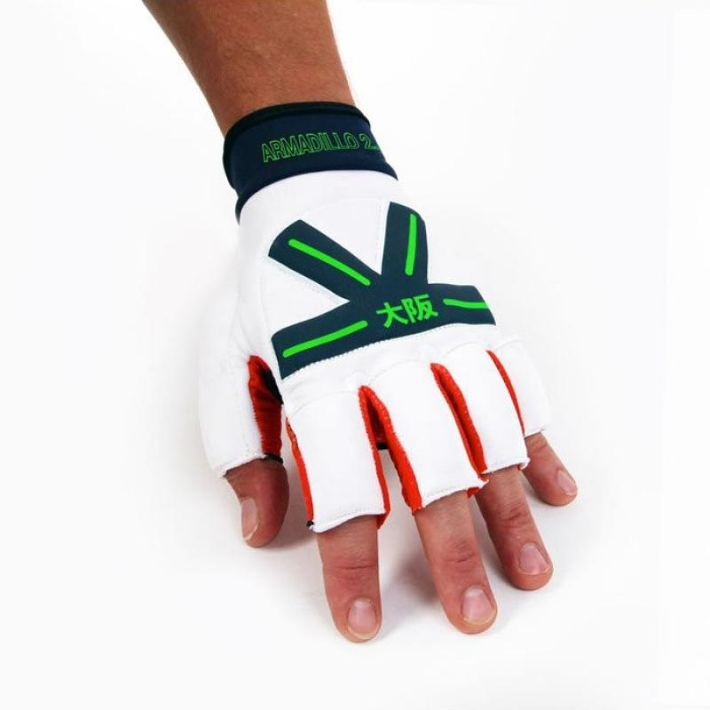 Armadillo 2.0 Glove - White