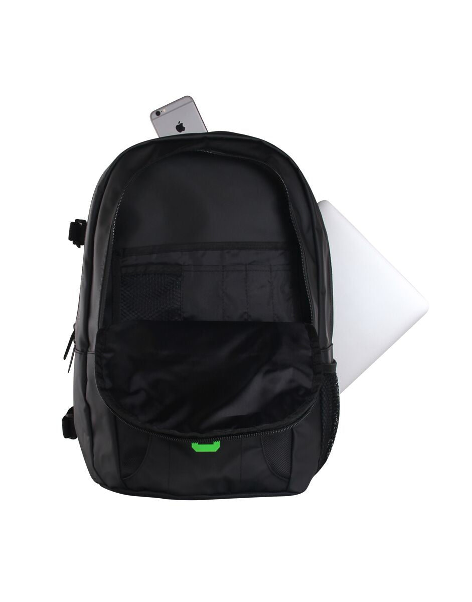 SP Backpack Black/Green X-Large