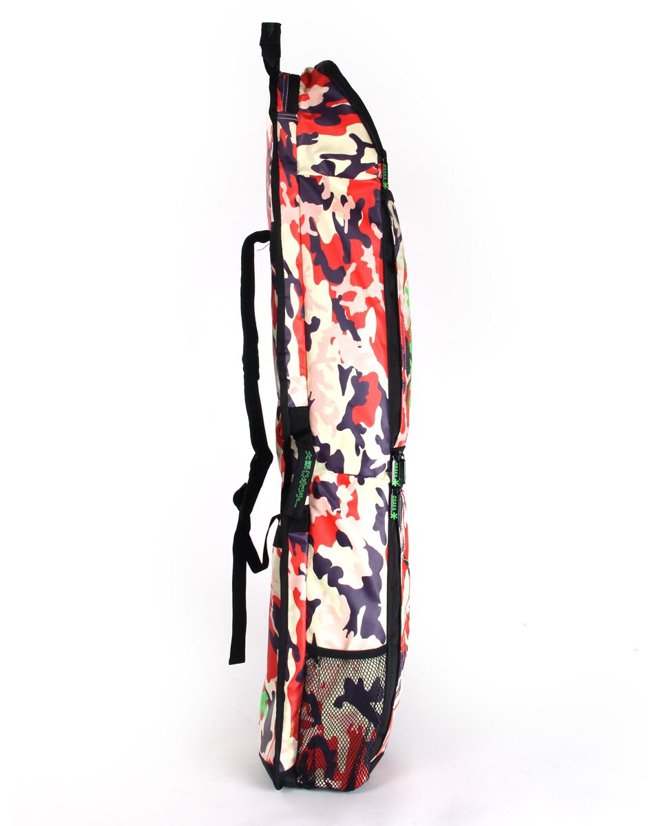 Medium Stickbag - Red Camo