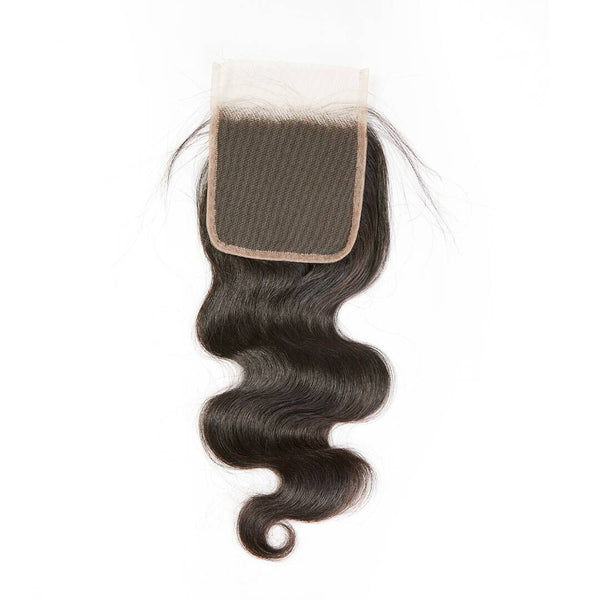 Mongolian Virgin 4x4 Lace Closure