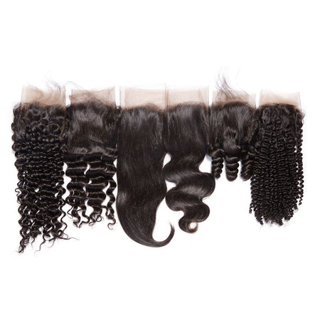 Raw Russian #613 360 Lace Frontal