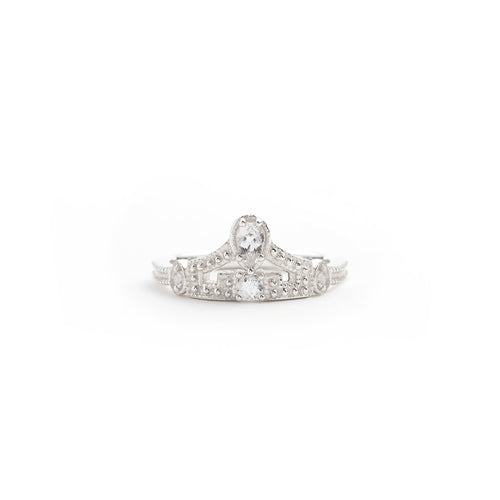 Small Crown Ring