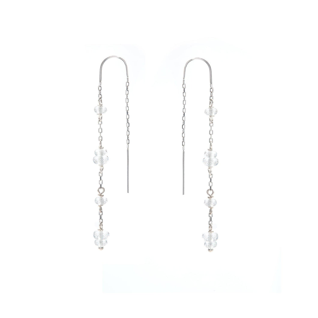 Threader Dangle Earrings
