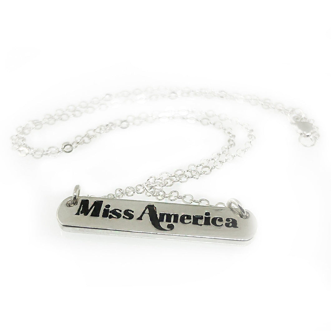 Miss America Necklace