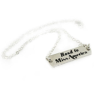 Road to Miss America Necklace