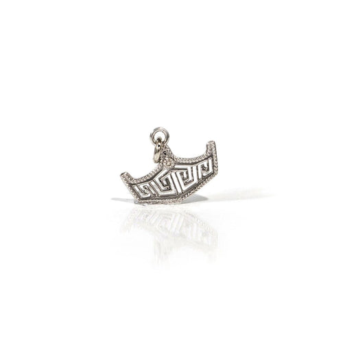 Crown Charm Large