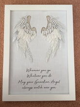 Guardian Angel Framed Plaque