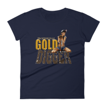 Professional Gold Digger Women's short sleeve t-shirt