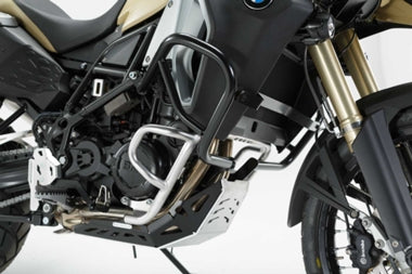 Crashbar. Black. BMW F 800 GS Adventure (13-).    (SBL.07.427.10000/B)