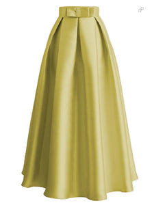 Elegant & Luxurious Maxi A Line Skirts -  M L XL