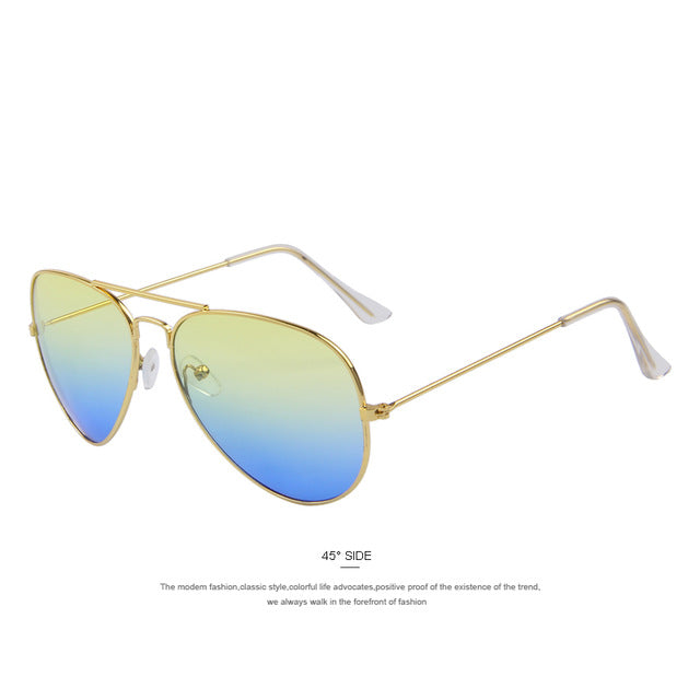 Sunglasses Classic Sea Gradient Shades UV400