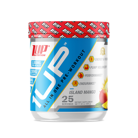 1UP ALL IN ONE PRE-WORKOUT