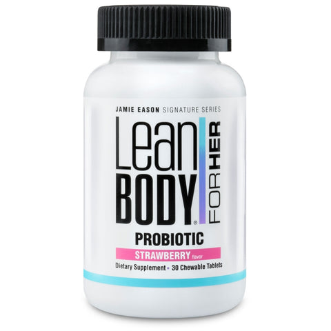 LEAN BODY PROBIOTICS FOR HER