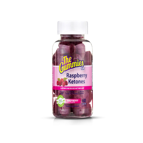 THE GUMMIES RASPBERRY KETONES