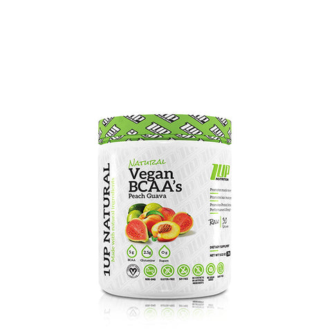 NATURAL VEGAN BCAA