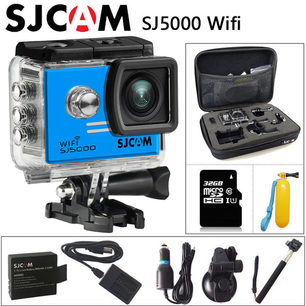 SJCAM SJ5000 WiFi Action Camera 1080P Full HD