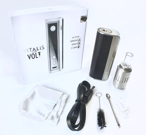 VOLT LOOSE LEAF + ALL IN ONE | STARTER KIT - SHOP NOW @ VOLT Vapor | ULTRA PREMIUM AROMATHERAPY