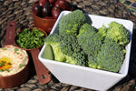 Side Of Steamed Broccoli