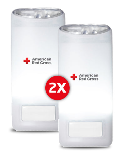 American Red Cross Blackout Buddy Color