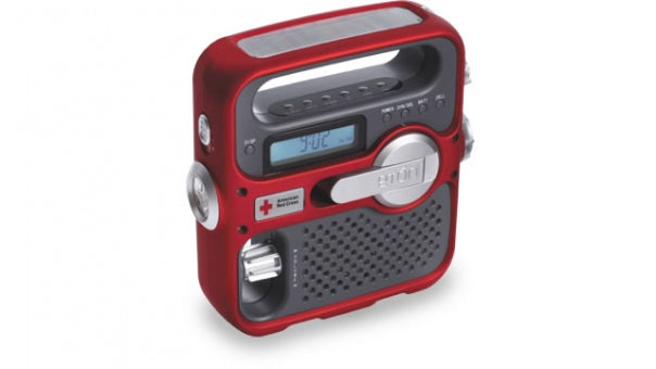 Θ American Red Cross Solarlink FR360