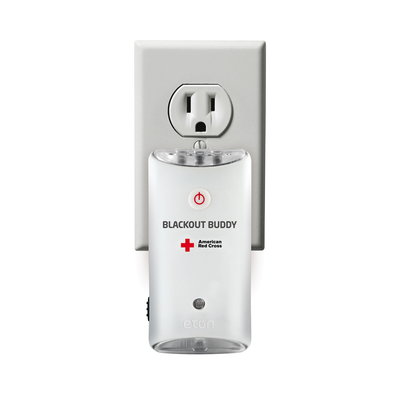 American Red Cross Blackout Buddy Charge