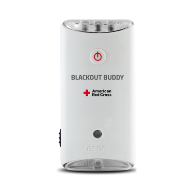 American Red Cross Blackout Buddy Swivel