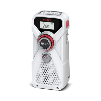 American Red Cross FRX1 Digital Weather Radio and Flashlight